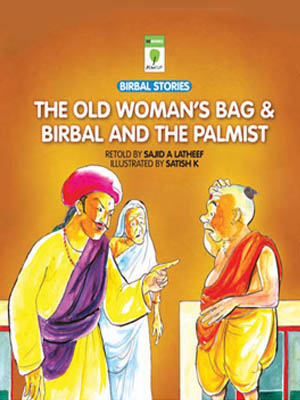 Sajid A Latheef-The Old Womans Bag and Birbal and the Palmist